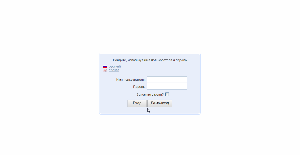 web-interface-m